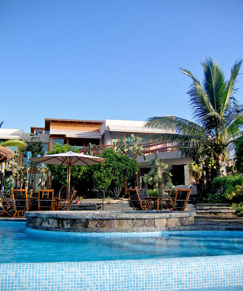 Bed and breakfast in Ecuador - Galapagos Islands - Puerto Ayora - Inn 497 - 2
