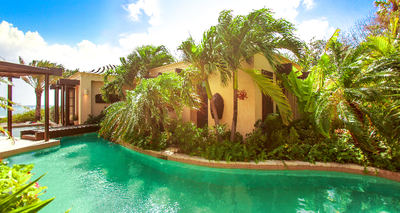Bed and breakfast in Anguilla - Sandy Hill Bay - Sandy Hill Bay - Inn 317