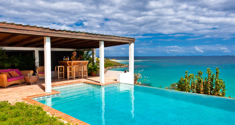 Bed and breakfast in Anguilla - Sandy Hill Bay - Sandy Hill Bay - Inn 353