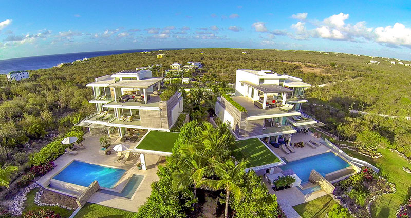 Vacation villa rental in Anguilla - Anguilla - Captains Bay - Villa 413