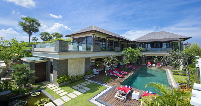Vacation villa rental in Bali - Seminyak - Batubelig - Villa 228