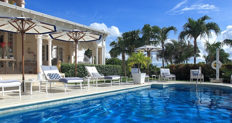 Bed and breakfast in Barbados - St. James - west cliff - Inn 408
