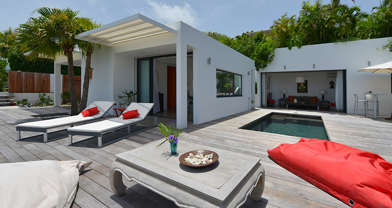 Bed and breakfast in St. Barths - Vitet - Vitet - Inn 379
