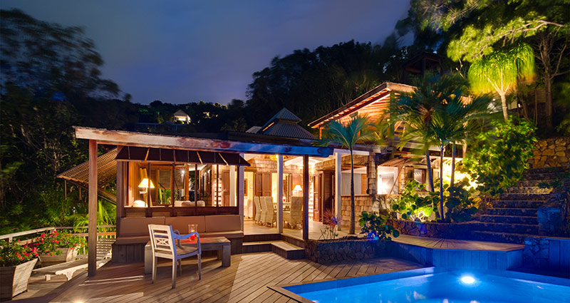 Bed and breakfast in St. Barths - Flamands - Flamands - Inn 385