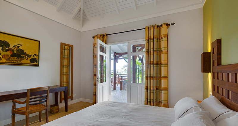 Bed and breakfast in St. Barths - Petit Cul-de-Sac - Petit Cul-de-Sac - Inn 387 - 3