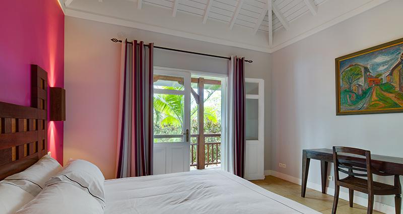 Bed and breakfast in St. Barths - Petit Cul-de-Sac - Petit Cul-de-Sac - Inn 387 - 6