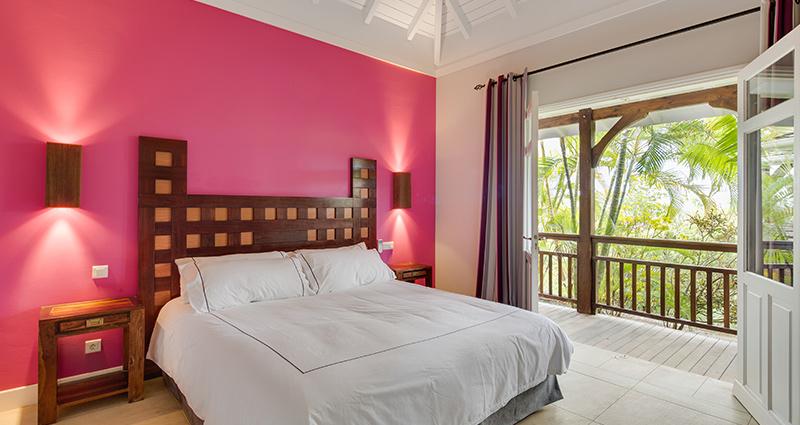 Bed and breakfast in St. Barths - Petit Cul-de-Sac - Petit Cul-de-Sac - Inn 387 - 7