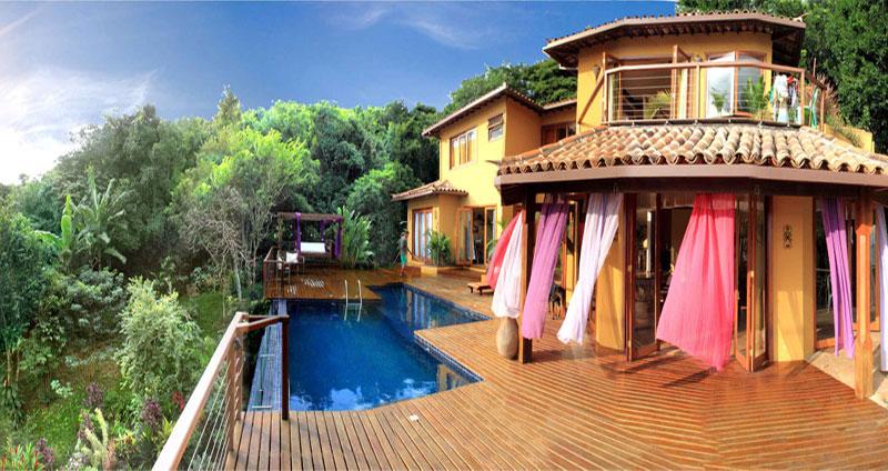Vacation villa rental in Brazil - Rio de Janeiro - Buzios - Villa 271