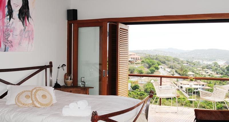 Bed and breakfast in Brazil - Rio de Janeiro - Buzios - Inn 407 - 4