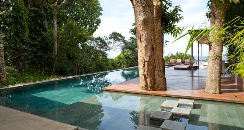 Vacation villa rental in Brazil - Rio de Janeiro - Barra de Tijuca - Villa 410