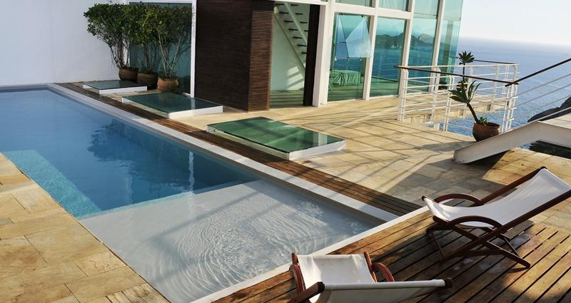 Vacation villa rental in Brazil - Rio de Janeiro - Barra de Tijuca - Villa 415