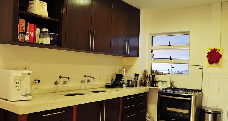 Bed and breakfast in Brazil - Rio de Janeiro - Barra de Tijuca - Inn 415 - 21