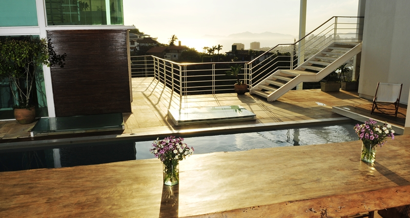Bed and breakfast in Brazil - Rio de Janeiro - Barra de Tijuca - Inn 415 - 5