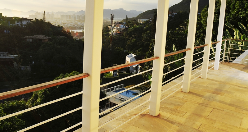 Bed and breakfast in Brazil - Rio de Janeiro - Barra de Tijuca - Inn 415 - 9