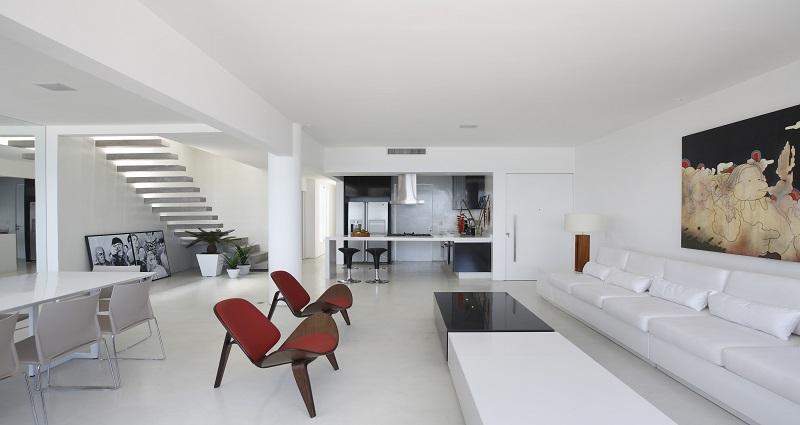 Vacation villa rental in Brazil - Rio de Janeiro - Copacabana - Villa 434