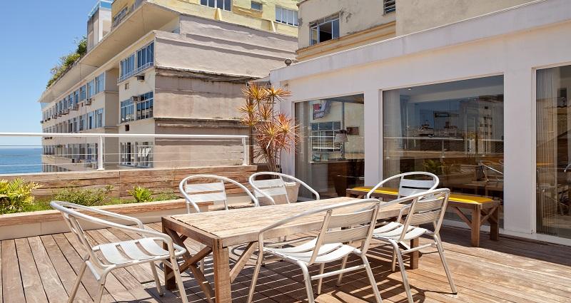 Bed and breakfast in Brazil - Rio de Janeiro - Copacabana - Inn 437 - 20