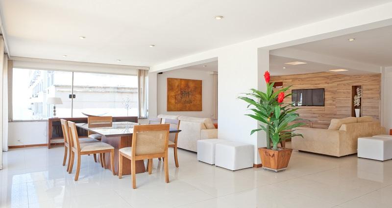 Bed and breakfast in Brazil - Rio de Janeiro - Copacabana - Inn 437 - 6