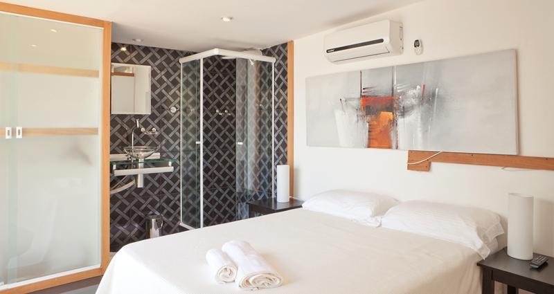 Bed and breakfast in Brazil - Rio de Janeiro - Copacabana - Inn 437 - 64