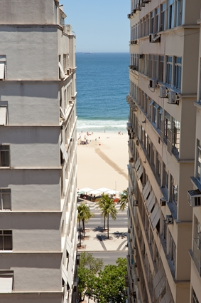Bed and breakfast in Brazil - Rio de Janeiro - Copacabana - Inn 437 - 66