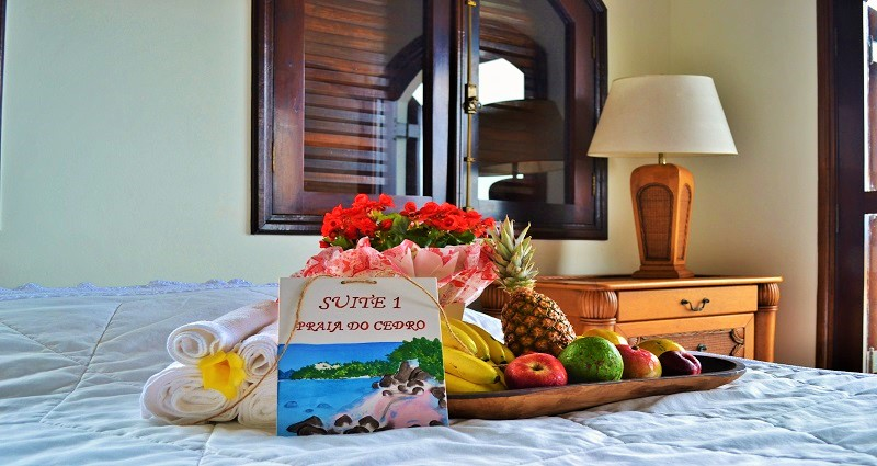 Bed and breakfast in Brazil - Sao Paulo - Ubatuba - Inn 446 - 27