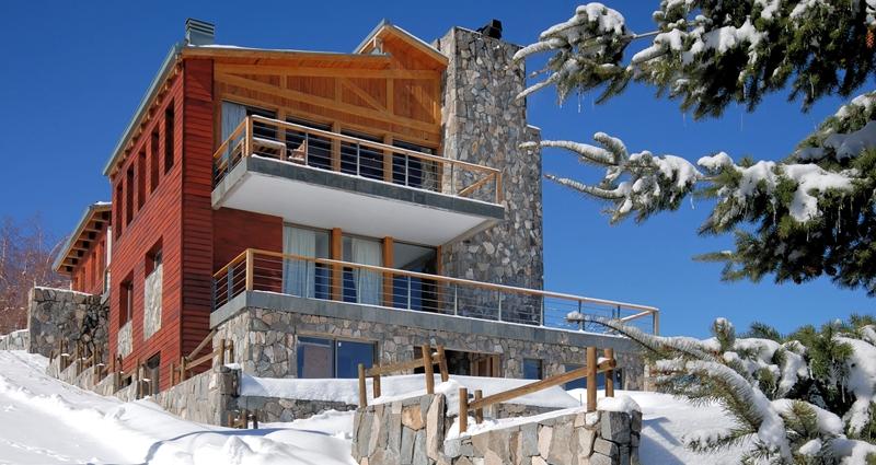 Vacation villa rental in Chile - Santiago - Andes Mountains - Villa 481