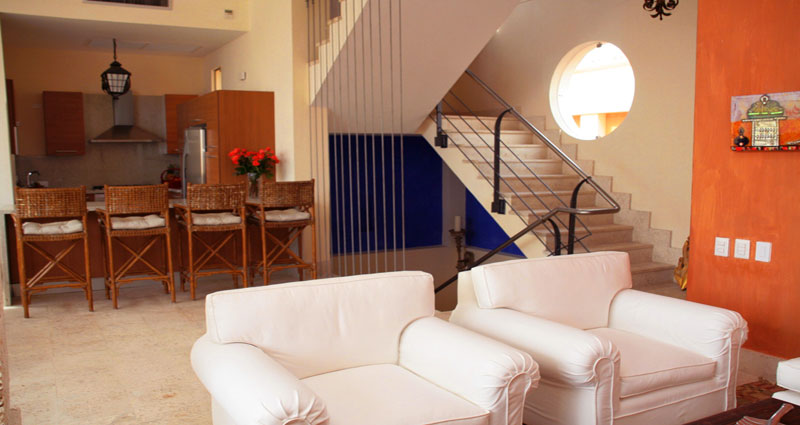 Bed and breakfast in Colombia - Cartagena - Cartagena - Inn 128 - 9