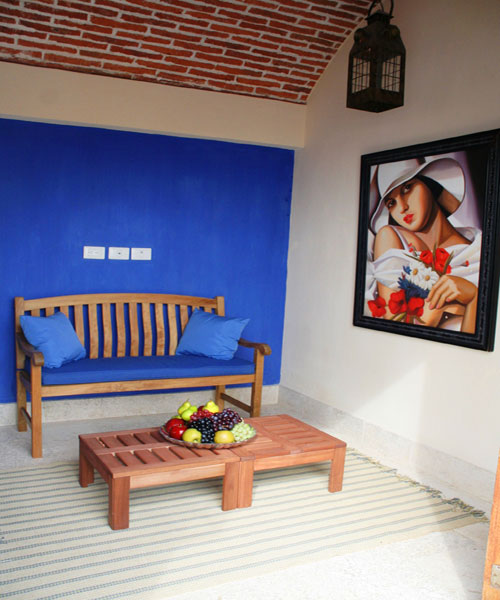 Bed and breakfast in Colombia - Cartagena - Cartagena - Inn 128 - 15