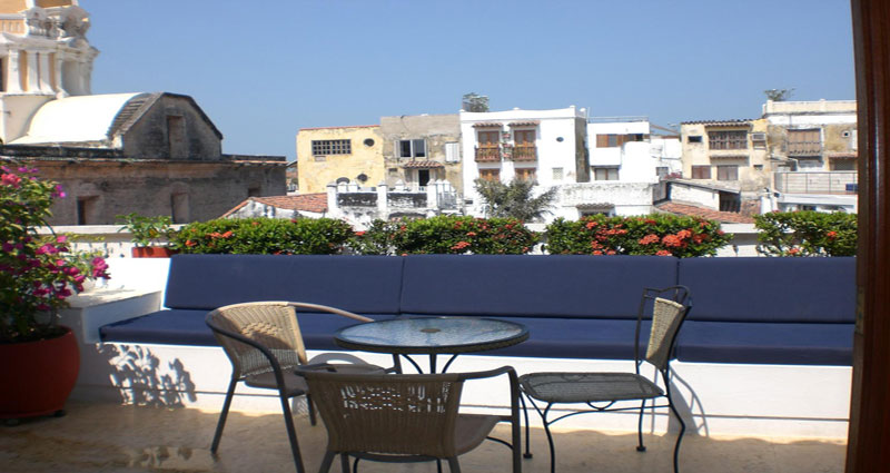 Bed and breakfast in Colombia - Cartagena - Cartagena - Inn 131 - 13