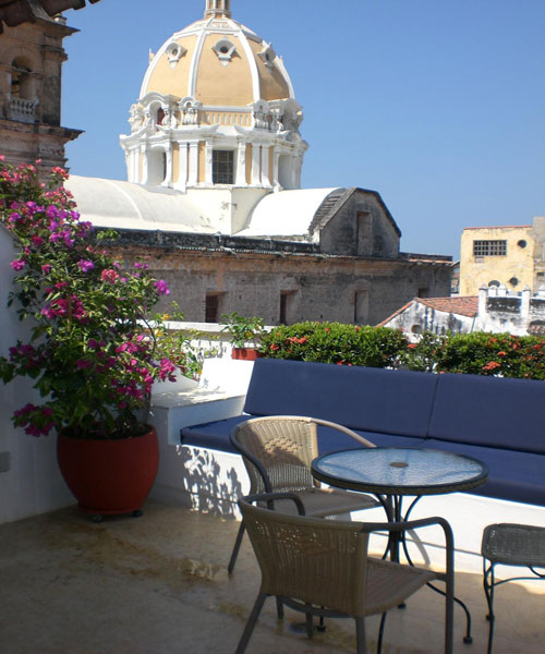 Bed and breakfast in Colombia - Cartagena - Cartagena - Inn 131 - 14