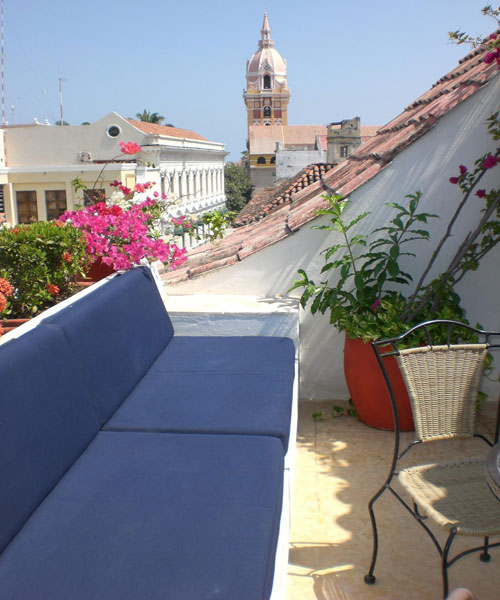 Bed and breakfast in Colombia - Cartagena - Cartagena - Inn 131 - 15