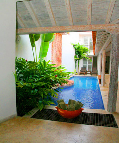 Bed and breakfast in Colombia - Cartagena - Cartagena - Inn 134 - 14