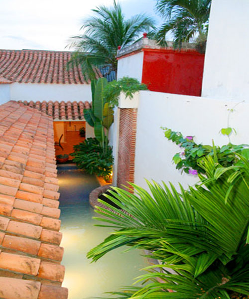 Bed and breakfast in Colombia - Cartagena - Cartagena - Inn 134 - 17