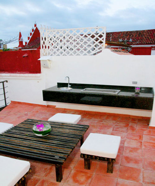 Bed and breakfast in Colombia - Cartagena - Cartagena - Inn 134 - 18