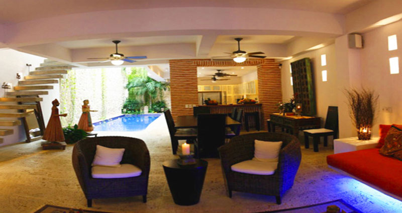 Bed and breakfast in Colombia - Cartagena - Cartagena - Inn 137 - 1