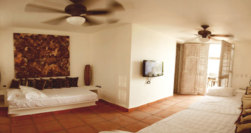 Bed and breakfast in Colombia - Cartagena - Cartagena - Inn 137 - 17
