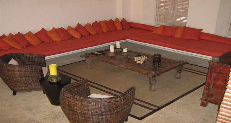 Bed and breakfast in Colombia - Cartagena - Cartagena - Inn 137 - 20