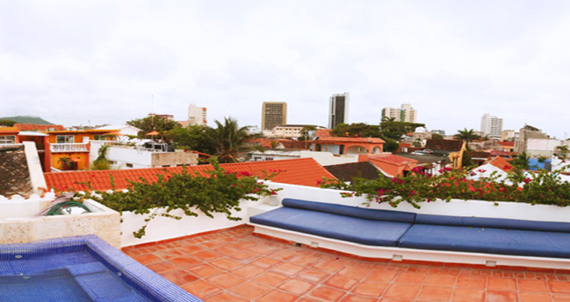 Bed and breakfast in Colombia - Cartagena - Cartagena - Inn 137 - 25