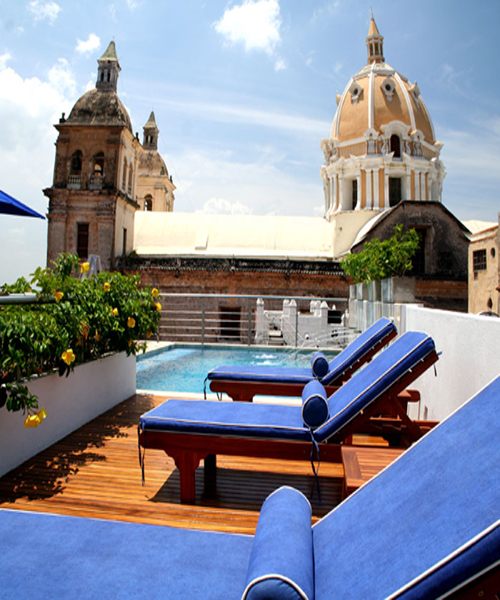 Bed and breakfast in Colombia - Cartagena - Cartagena - Inn 144 - 14