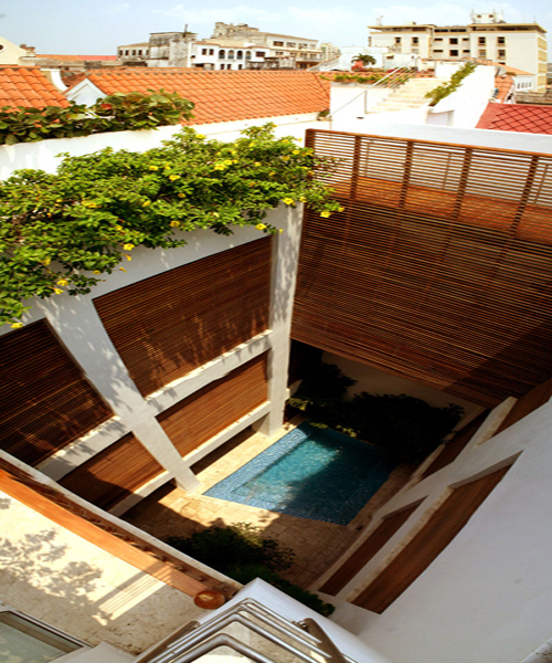 Bed and breakfast in Colombia - Cartagena - Cartagena - Inn 145 - 11