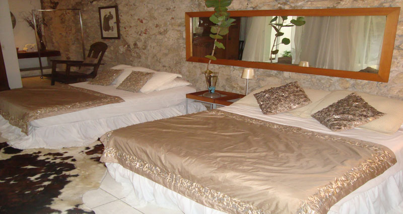Bed and breakfast in Colombia - Cartagena - Cartagena - Inn 150 - 11