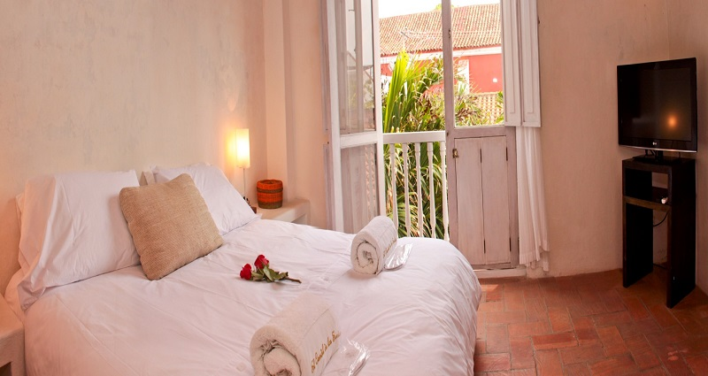Bed and breakfast in Colombia - Cartagena - Cartagena - Inn 266 - 23