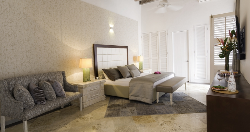 Bed and breakfast in Colombia - Cartagena - Cartagena - Inn 489 - 12