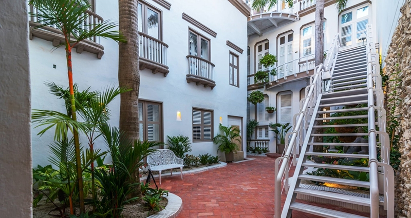 Bed and breakfast in Colombia - Cartagena - Cartagena - Inn 489 - 20