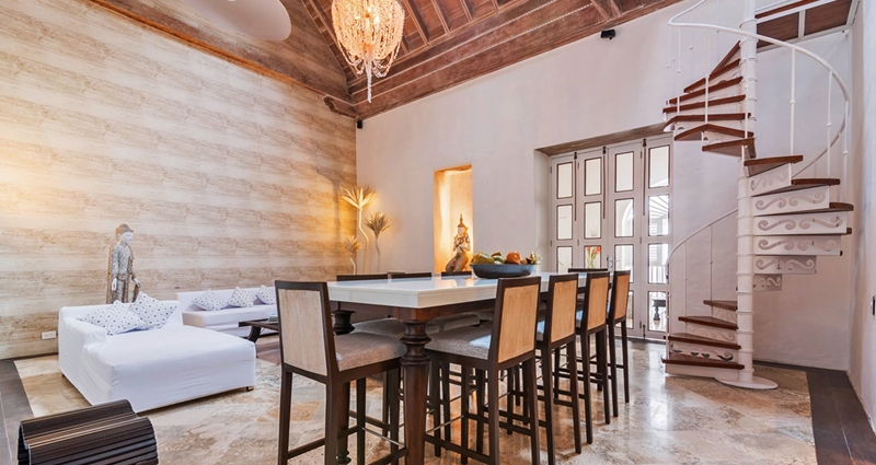 Bed and breakfast in Colombia - Cartagena - Cartagena - Inn 489 - 8