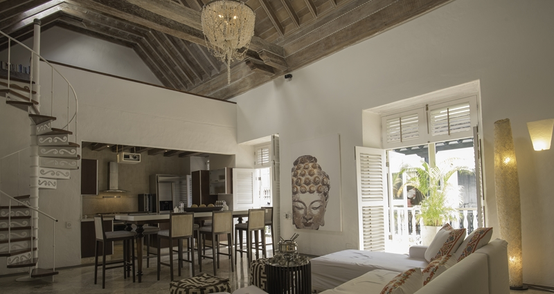 Bed and breakfast in Colombia - Cartagena - Cartagena - Inn 489 - 9