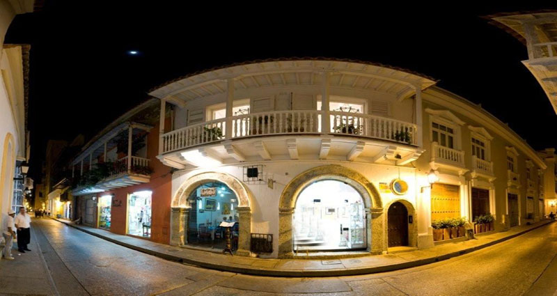 Bed and breakfast in Colombia - Cartagena - Cartagena - Inn 64 - 1
