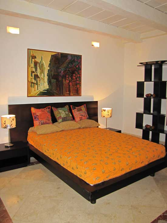 Bed and breakfast in Colombia - Cartagena - Cartagena - Inn 64 - 14