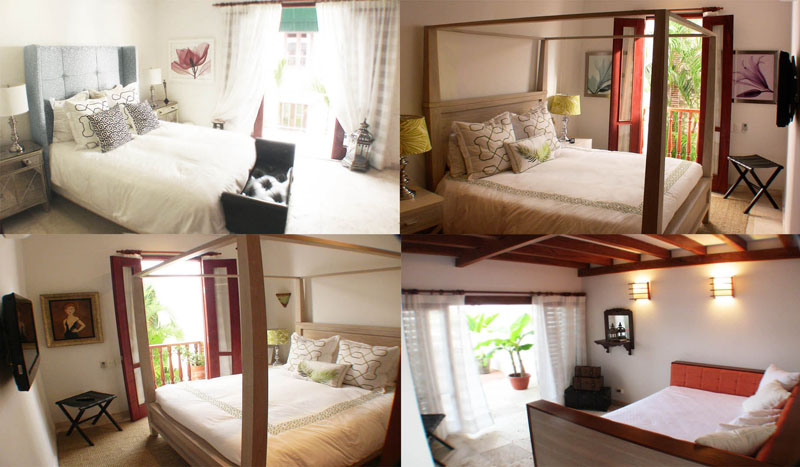 Bed and breakfast in Colombia - Cartagena - Cartagena - Inn 67 - 9