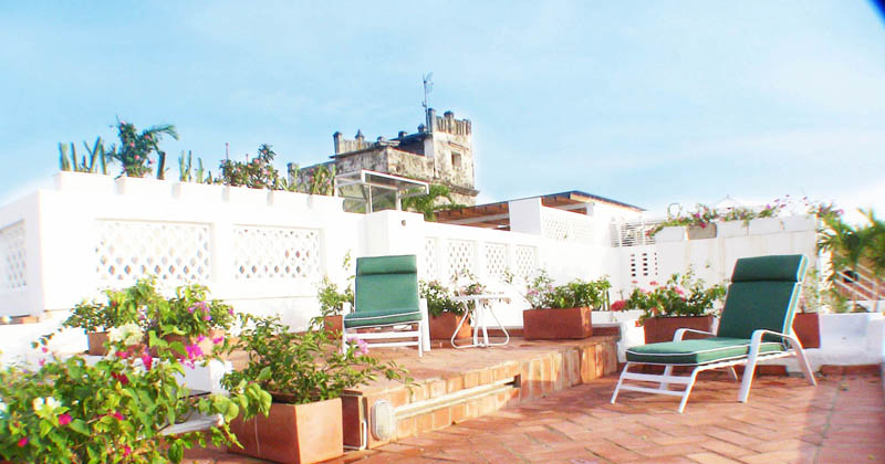 Bed and breakfast in Colombia - Cartagena - Cartagena - Inn 67 - 17