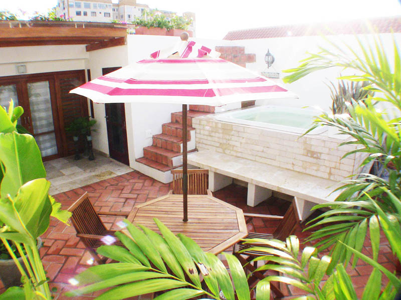 Bed and breakfast in Colombia - Cartagena - Cartagena - Inn 67 - 18